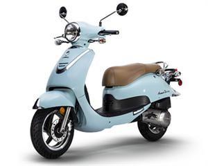 Lance Havana 125cc Scooter