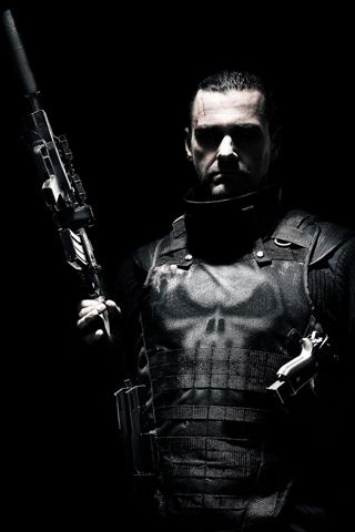The Punisher 2 Android Wallpaper HD