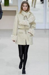 caras naturales Chanel - Pasarela