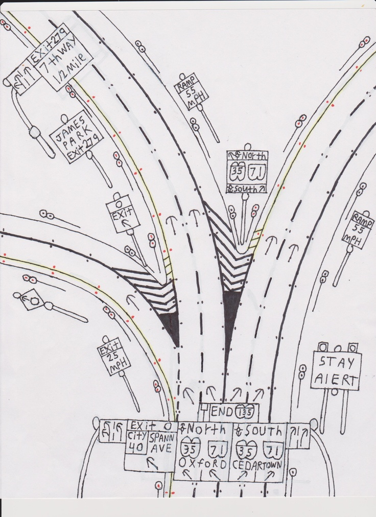 17 Best images about Road Drawings Stuff on Pinterest ...