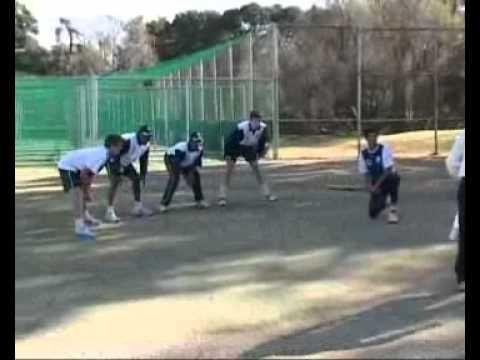 Fielding: Slip Catching Drills 1/2