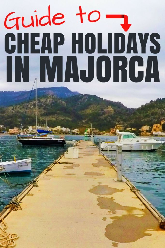 Your guide to cheap holidays to Majorca, Spain