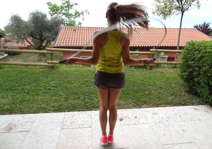 girlscene.nl - 10 redenen waarom touwtje springen goed is!