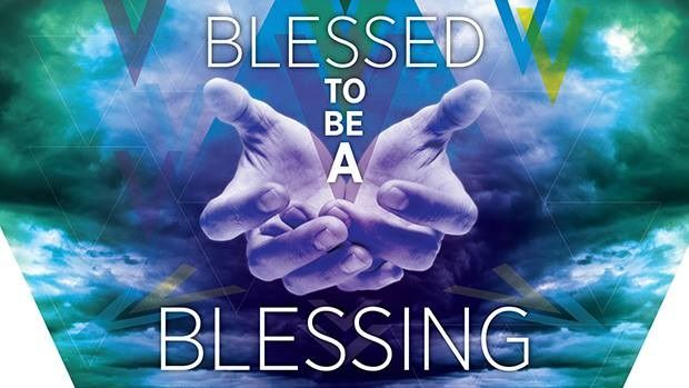 Blessed to be a blessing robyn s motivational quotes pinterest