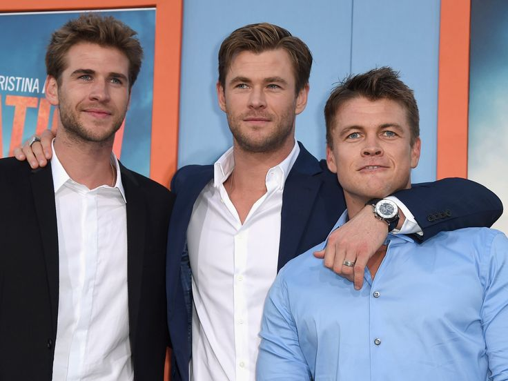Meet Luke Hemsworth  Chris and Liam's brother and a rising star