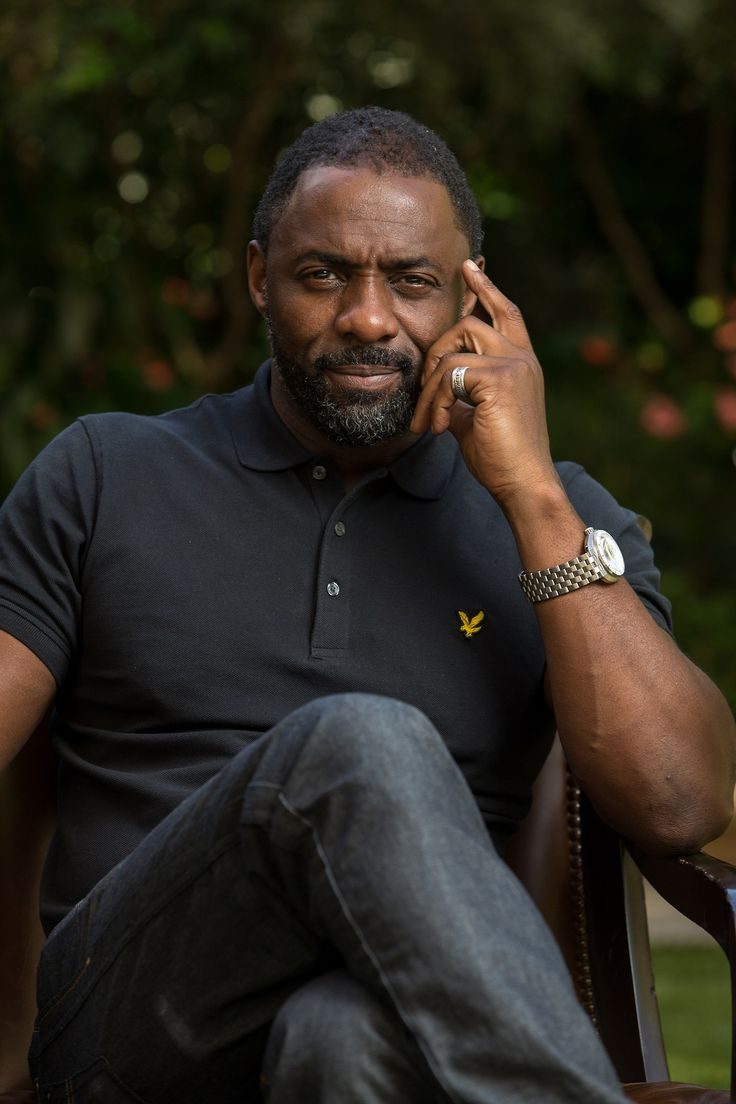 Idris Elba - should have been The green Lantern.