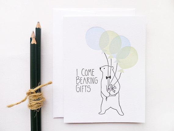 Birthday Card Puns ~ Have an otterly great birthday u funny birthday card u tiny bee cards