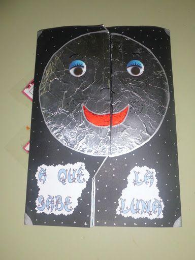 lapbook A que sabe la luna (de elaboración propia ) - angeles ulecia - Álbumes web de Picasa