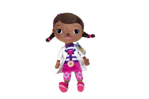 Disney Doc McStuffins Shaped Pillow * Check this awesome product by going to the link at the image.