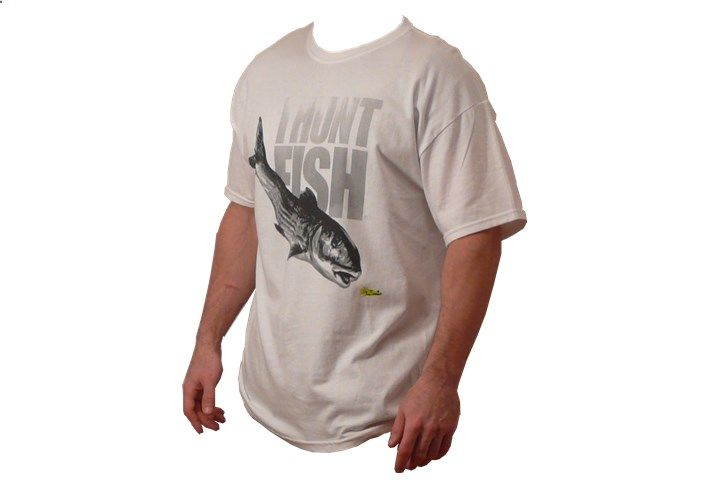 Fishing Shirts - Bonefish Shirt - I HUNT FISH - Flats Fishing Apparel, bonefish shirt, bonefish tshirt, bonefish apparel, fly fishing shirt, flyfishing tshirt, fly fishing apparel, saltwater fly fishing shirt, saltwater fly fishing tshirt, saltwater fly fishing apparel