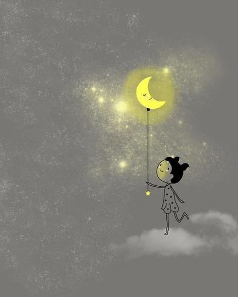 No olvides apagar la luz antes de ir a dormir #ilustracion #kids: