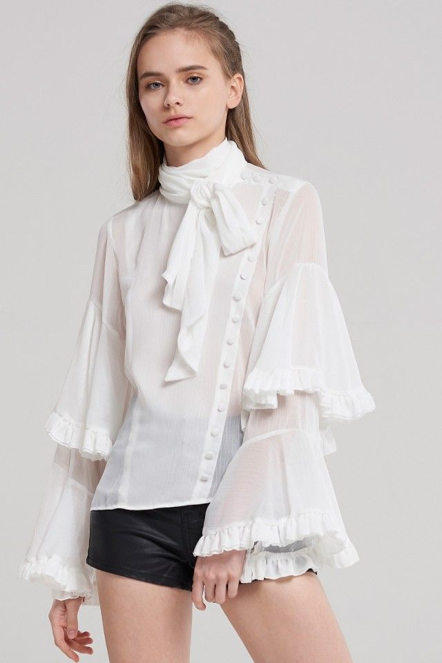 515ef46e Shirts&Blouse - ALL CLOTHING - Shop Discover the latest fashion trends  online at storets.com