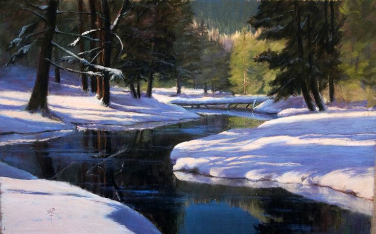Donner Creek by Heidi Reeves