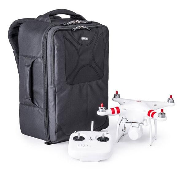 Think Tank Photo Intros New Airport Helipak Backpack For DJI Phantom 2 Drone Users | Shutterbug