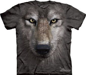 Animal face 3D style realistic t-Shirts   Spicytec