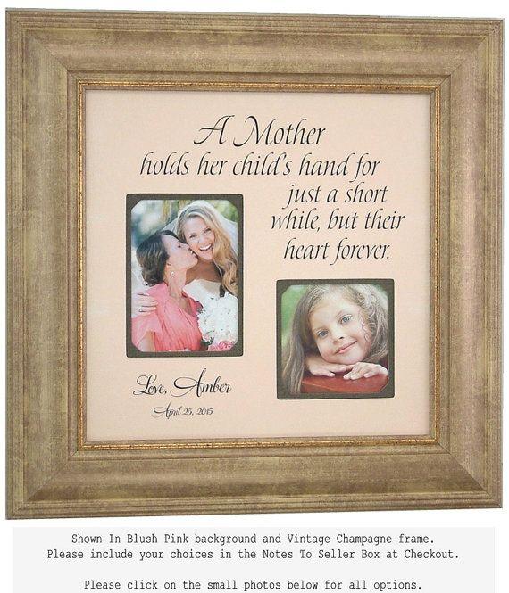 50 best Gifts for Mom images on Pinterest | Handmade wedding ...