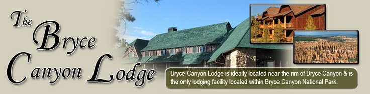 Bryce Canyon Lodge advertising