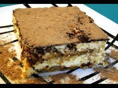 Receta de tiramisú casero sin azúcar | Dulces Diabéticos