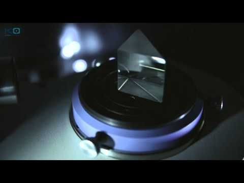 KO How To Measure the Angle of a Prism