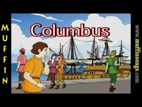 Muffin Stories - Christopher Columbus | Children's Tales, Stories and Fables