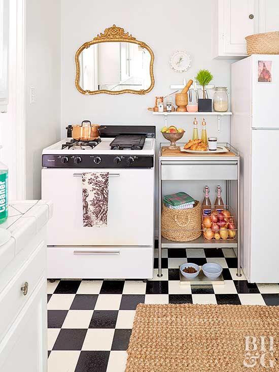 9 Ways to Keep Your Rental Kitchen Super Clean