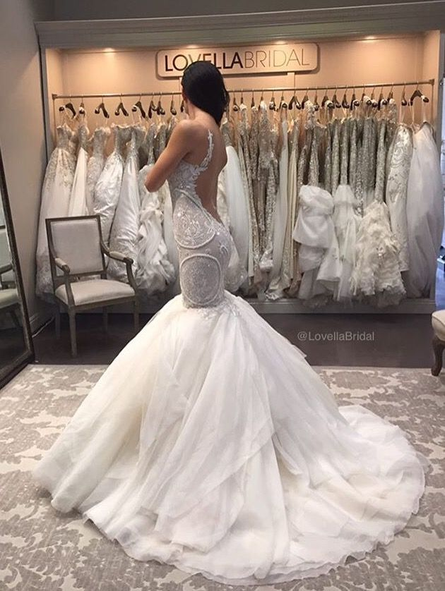 My dress will have a little resemblance to this but with a spike of a surprise at the end