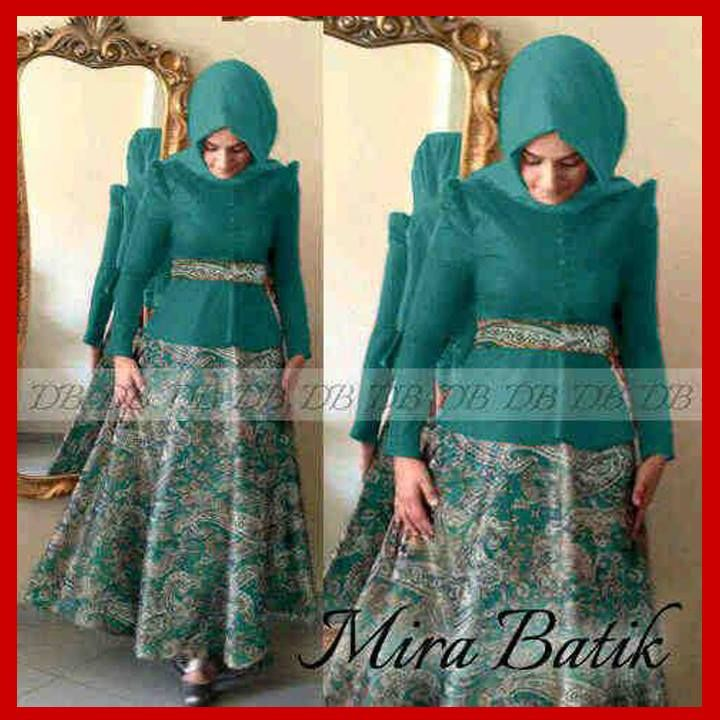 Grosir maxi dress brokat