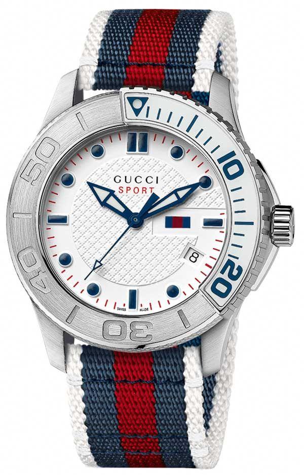 Gucci G-Timeless Sport Watch | aBlogtoWatch