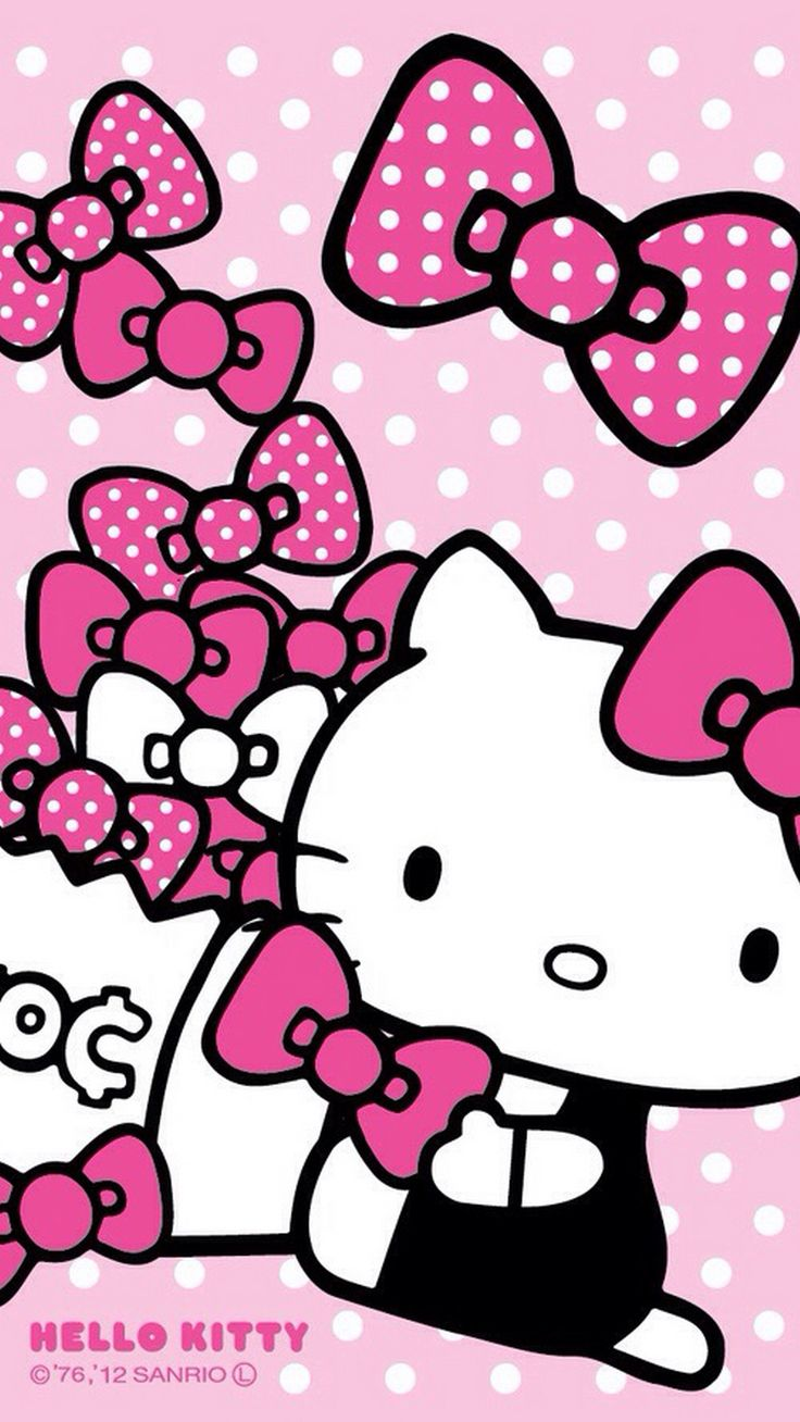 Wallpaper Sanrio Hello Kitty iPhone Best HD Wallpapers