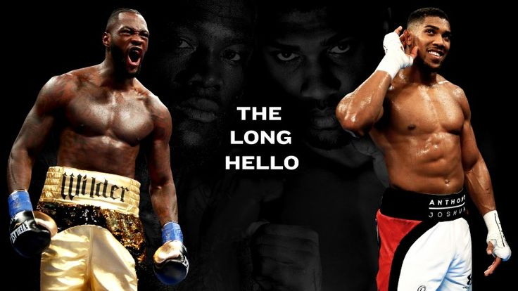 Boxing Is Going To Get Deontay Wilder-Anthony Joshua If It Has To Fix The Entire Heavyweight Division – World Sport Media
