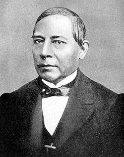 Nuestra delegación recibió su nombre gracias al benemerito de las américas: Benito Juárez