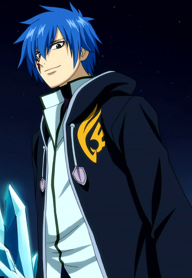 fairy tail Jellal, one of my favorites other than gray and natsu of course