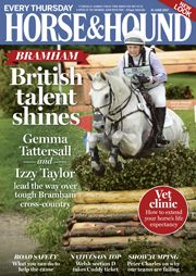 The 15 June issue of Horse & Hound is on sale now!