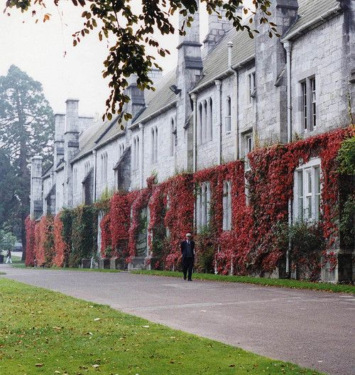 University College Cork, Ireland by Mark Sardella on Flickr.