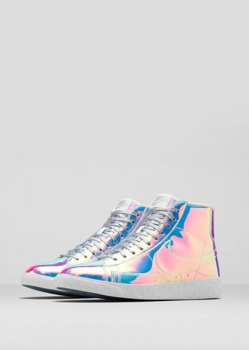 Cute sneaker-head kids will ask you where you bought these new Nikes. Instagram will like them hard. Bonus, these are street-style gold, and Fashion Week is coming up.