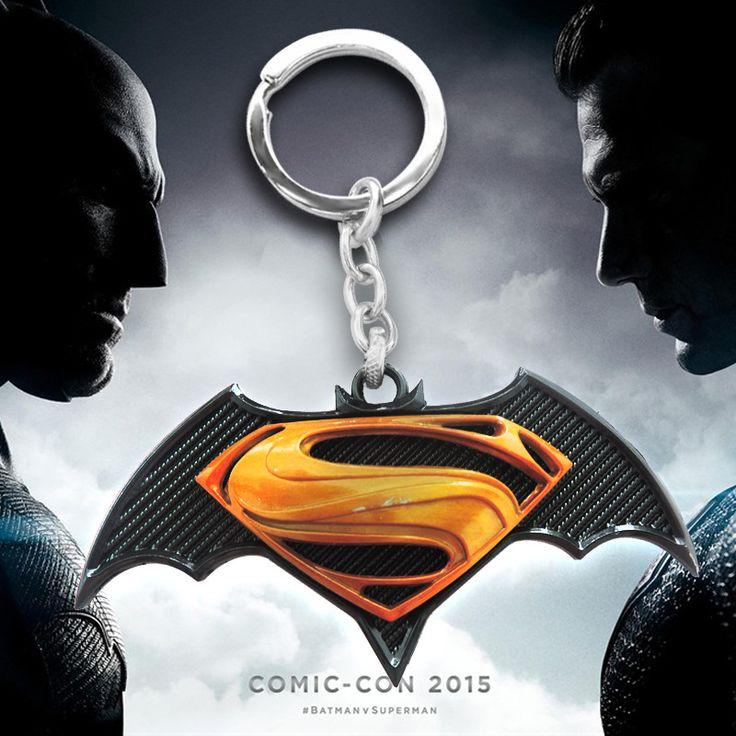 Superman vs Batman keychain //Price: $7.00 & FREE Shipping //     #avengers #justiceleague #superman #spiderman