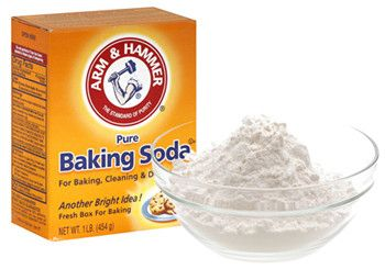 A baking soda bath can help neutralize skin acidity and promote elimination of toxins. Soaking in baking soda can help refresh, renew and soften your dry skin.