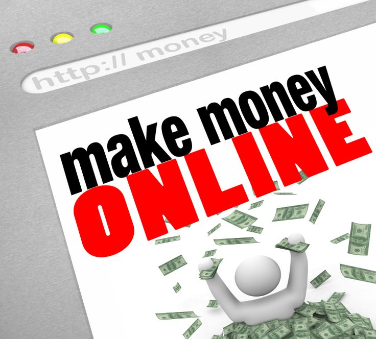 How To Make Money Online On The Internet I iclickinfo