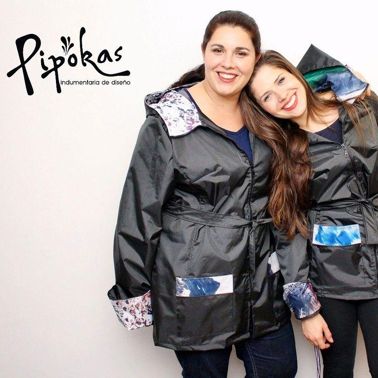 Independient designer trench coats www.pipokas.com.ar