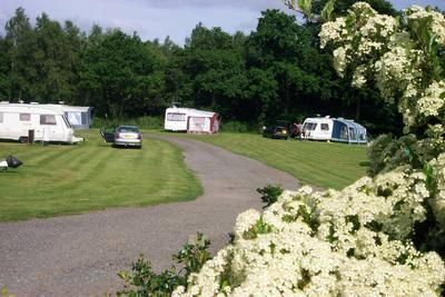 Family-friendly camping & caravanning site near York in the North Yorkshire countryside