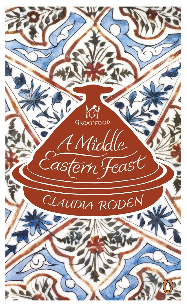 A Middle Eastern Feast: Cover Design, Middle Eastern, Penguin Books, Food Series, Book Covers, Penguins