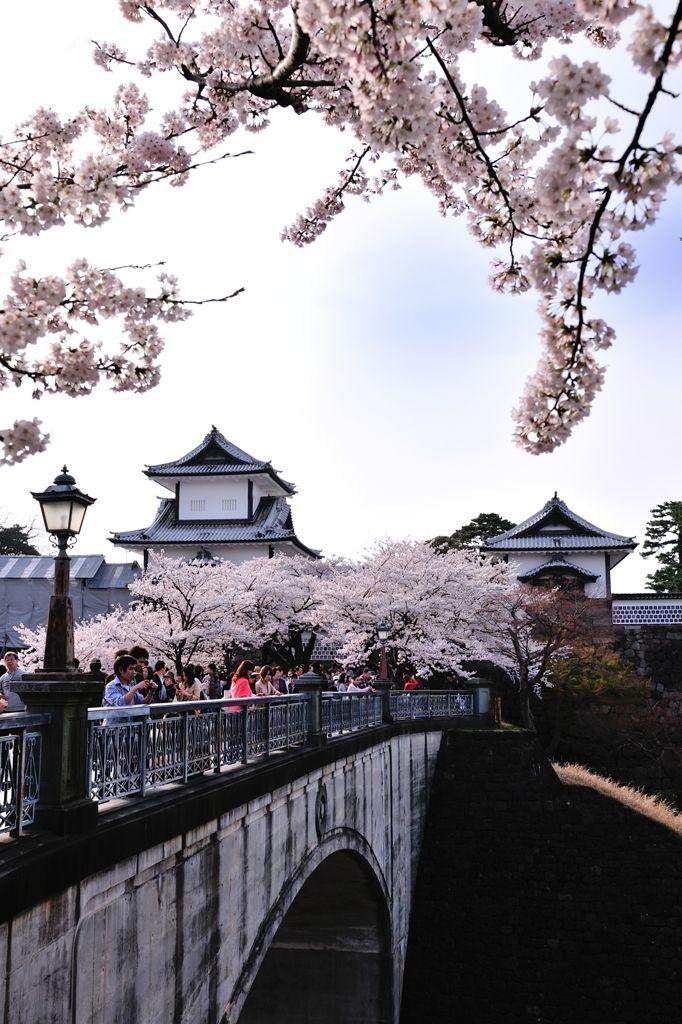 Kanazawa Castle, Ishikawa, Japan 金沢城 石川門