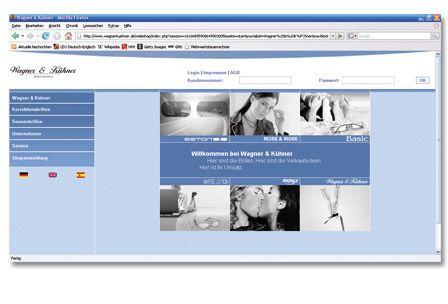 Wagner & Kühner Homepage