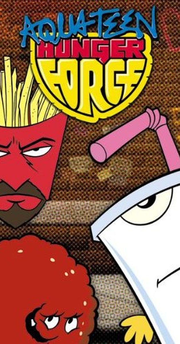 Aqua Teen Hunger Force: (#1 in da hood, G!) Created by Dave Willis, Matt Maiellaro.  With Dave Willis, Carey Means, Dana Snyder, Matt Maiellaro. The misadventures of a milkshake, an order of fries, a meatball, and their retired next door neighbor in the suburbs of New Jersey.