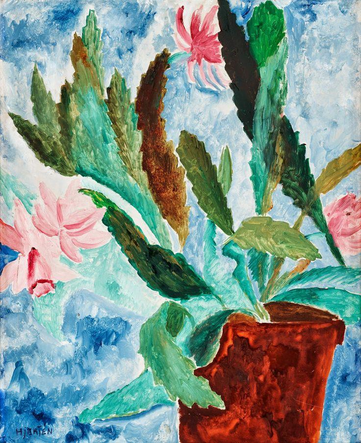 Sigrid Hjertén ~ Modern Expressionist painter