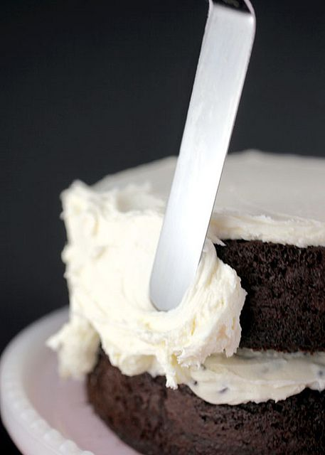 how to make frosting with chocolate chips and powdered sugar
