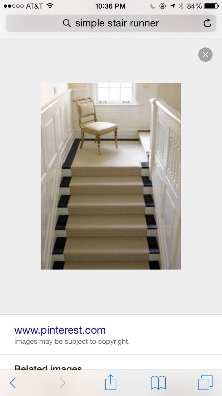 Navy greek key rug transitional entrance foyer libby langdon - Stairs