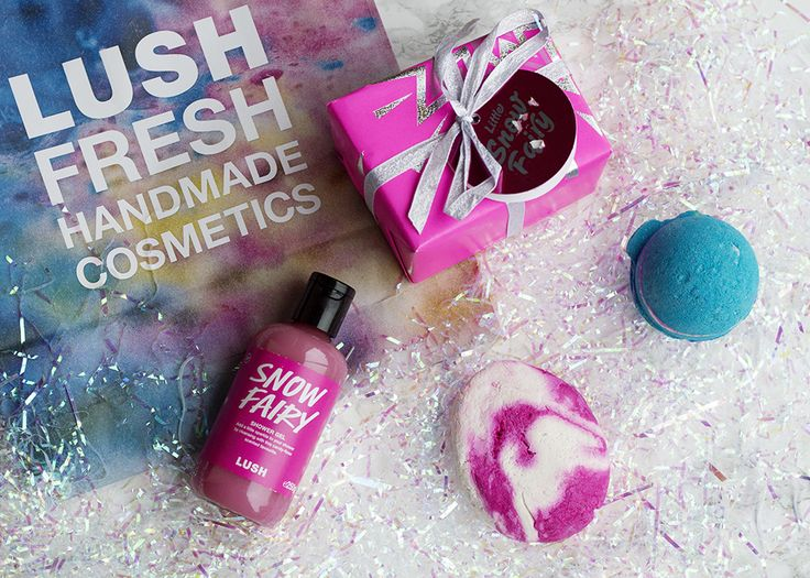 Alice's Wonder Emporium: Lush - Boxing Day Sale Bargains