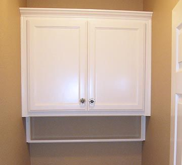 French Bathroom Cabinets Over Toilet Custom Bathroom Vanities From Darryn S Custom Cabinets