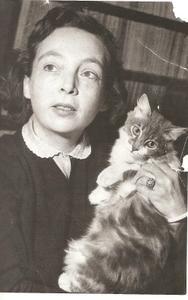 French writer Marguerite Duras